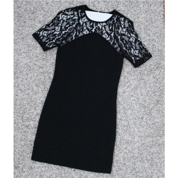 Urban Outfitters Dresses & Skirts - Urban Outfitters Black Lace Dress